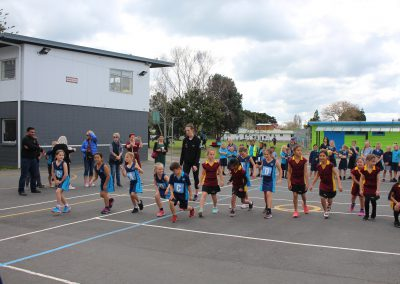 Stella Maris Students Meet the Silver Ferns_2