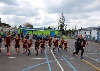 Stella Maris Students Meet the Silver Ferns_3