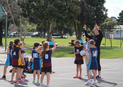 Stella Maris Students Meet the Silver Ferns_6